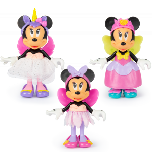 Gran oferta de Minnie Fashion Dolls…